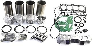 4G64 8V Engine Rebuild Kit for Forklift Truck Clark LPG Mitsubishi Engine Spare Parts
