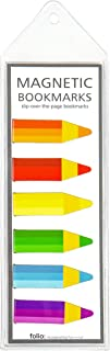 FOLIO by fun-n-nuf Magnetic Pencil Bookmarks - Set of 6