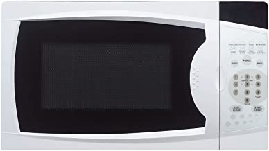 Magic Chef MCM770W 0.7 Cu. Ft. 700W Oven in White Countertop Microwave. 7
