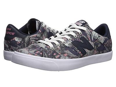 New Balance Numeric AM210 (Navy/Purple) Skate Shoes