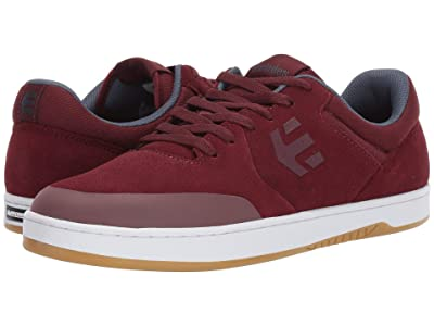 etnies Marana (Burgundy/White) Men