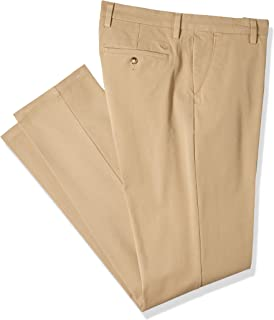 Men's Big and Tall Big & Tall Modern Tapered Workday Khaki Pants