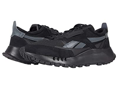 Reebok Lifestyle CL Legacy (Black/True Grey 8/True Grey 7) Shoes