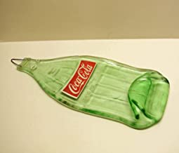 Up Cycled Large 1 Liter Coca-Cola Bottle as a Recycled Cheese or Cutting Board Trivet Coke
