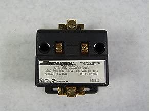 DURAKOOL 3030APS120AC MERCURY DISP CONTACTOR 3PST-NO, 120V 30A