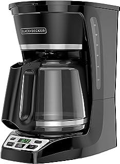 BLACK+DECKER 12-Cup* Programmable Coffeemaker