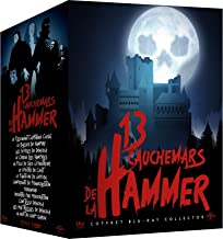 13 cauchemars de la Hammer [Édition Limitée] [Édition Limitée] [Édition Limitée]