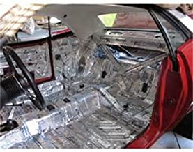 product image for HushMat 693501 Sound and Thermal Insulation Kit (2002-2008 Nissan 350Z Coupe - Floor)