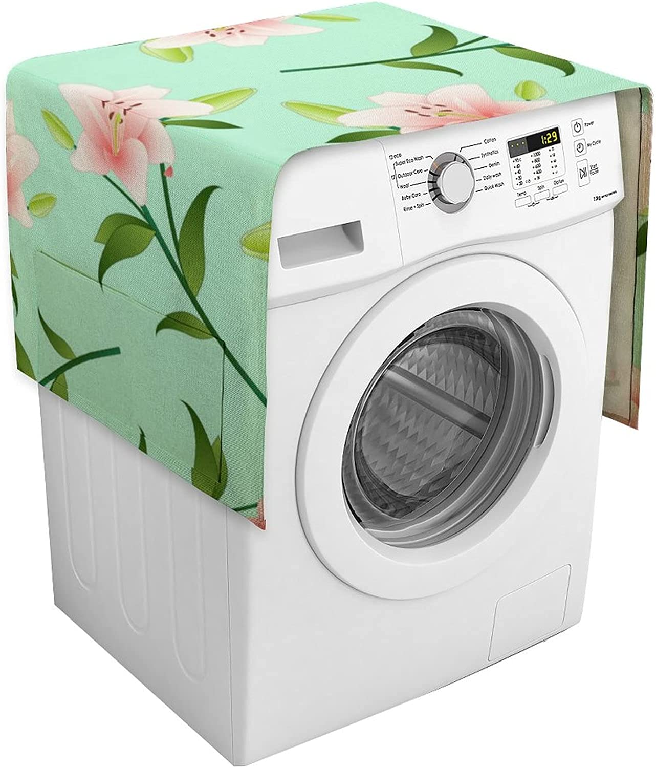 Multi-Purpose Washing Machine Covers Protector Washer Choice Limited time cheap sale Appliance