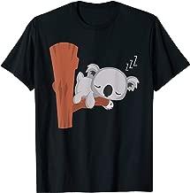 Koala Sleep Tshirt - Shirt Gift For Koala Lovers