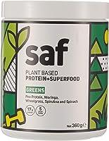 Saf Nutrition Bitkisel Protein + Superfood Mix, Greens 360 gr