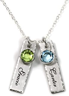 Best sterling silver 2 initial necklace Reviews
