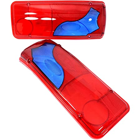 2x Rücklichtglas Ersatzgläser Lichtscheibe Gläser Für Rückleuchte Nochwertig Lkw Pkw Auto