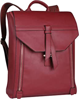 Estarer Women Fashion Leather Backpack for Travel Work College Laides PU Leather Backpack