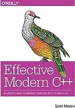 Best effective modern c++ by scott meyers Reviews