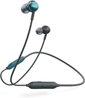 AKG Y100 WIRELESS Bluetooth 耳机 入耳式/AAC/怒吼佩戴/3键??仄?带通话麦克风 AKGY100BTAKGY100BTGRN
