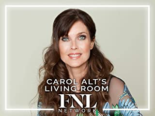 Carol Alt's Living Room