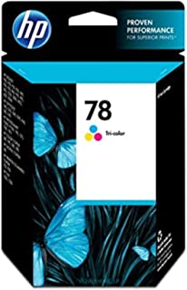 HP 78 Ink Cartridge Tri-color C6578DN