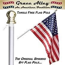 flag non tangle rod