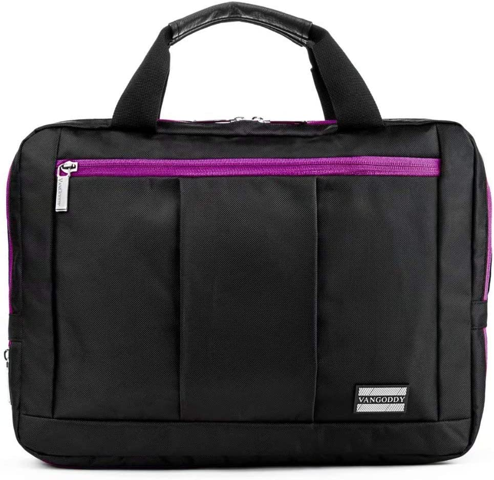 Hybrid Messenger Shoulder Laptop Bag for Samsun Galaxy Chromebook ATIV Series