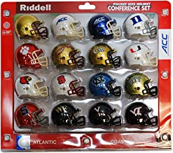 ACC Conference 2014 Pocket Pro Mini Football Helmet Set - New Teams Included