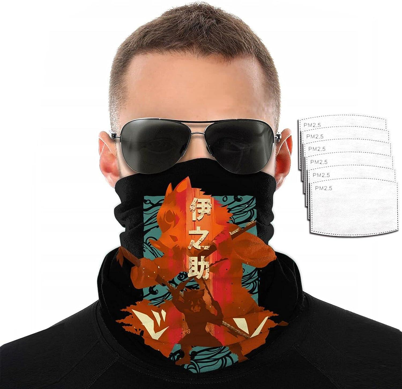 Ranking TOP14 Anime Demon Slayer Attention brand Inosuke Boar Variety Printing Towel Face S 3D