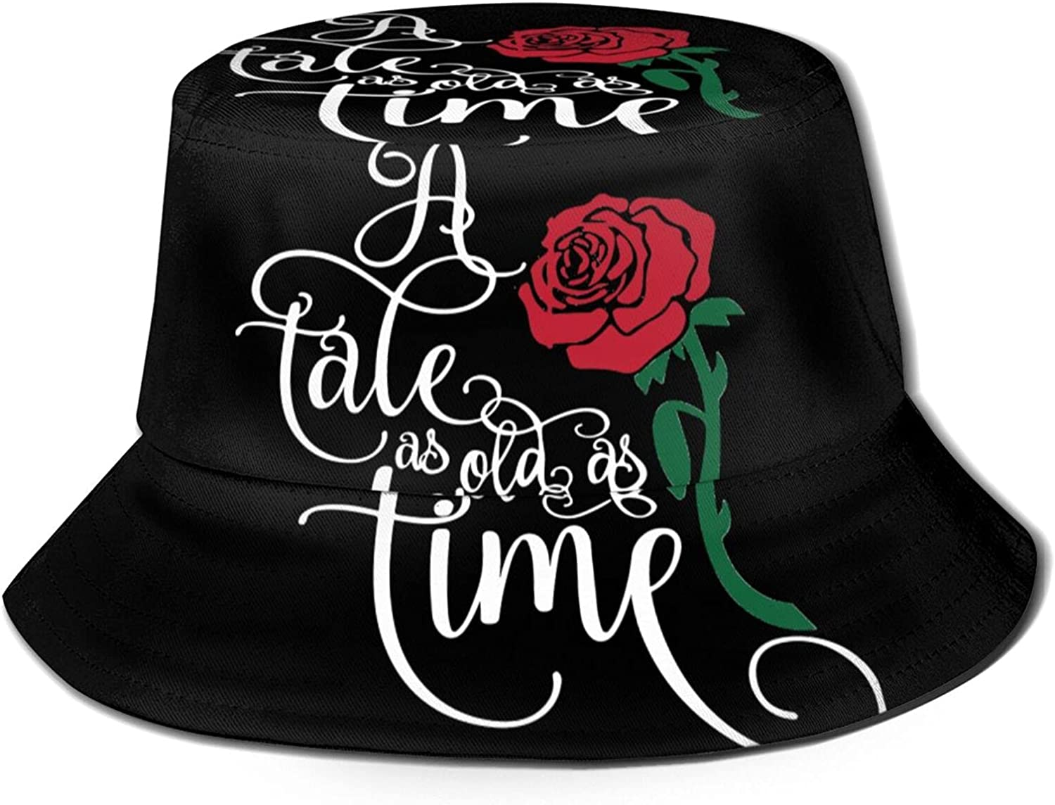 A Max 61% OFF Tale As Old Time Bucket Sun Summer Hat Translated Packable Unisex