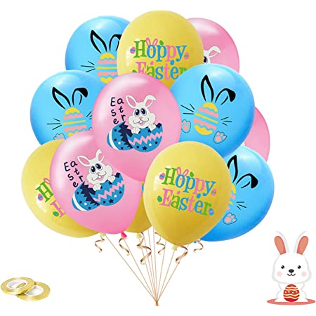 "37/"" lapin en forme de ballon en bleu disponible-Pâques Ballons-CS90-NEW"