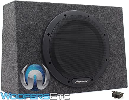 "$138 Get Pioneer TS-WX1210A 12"" Sealed enclosure active subwoofer with built-in amplifier"