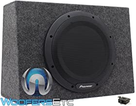 10 subwoofer with box and amp