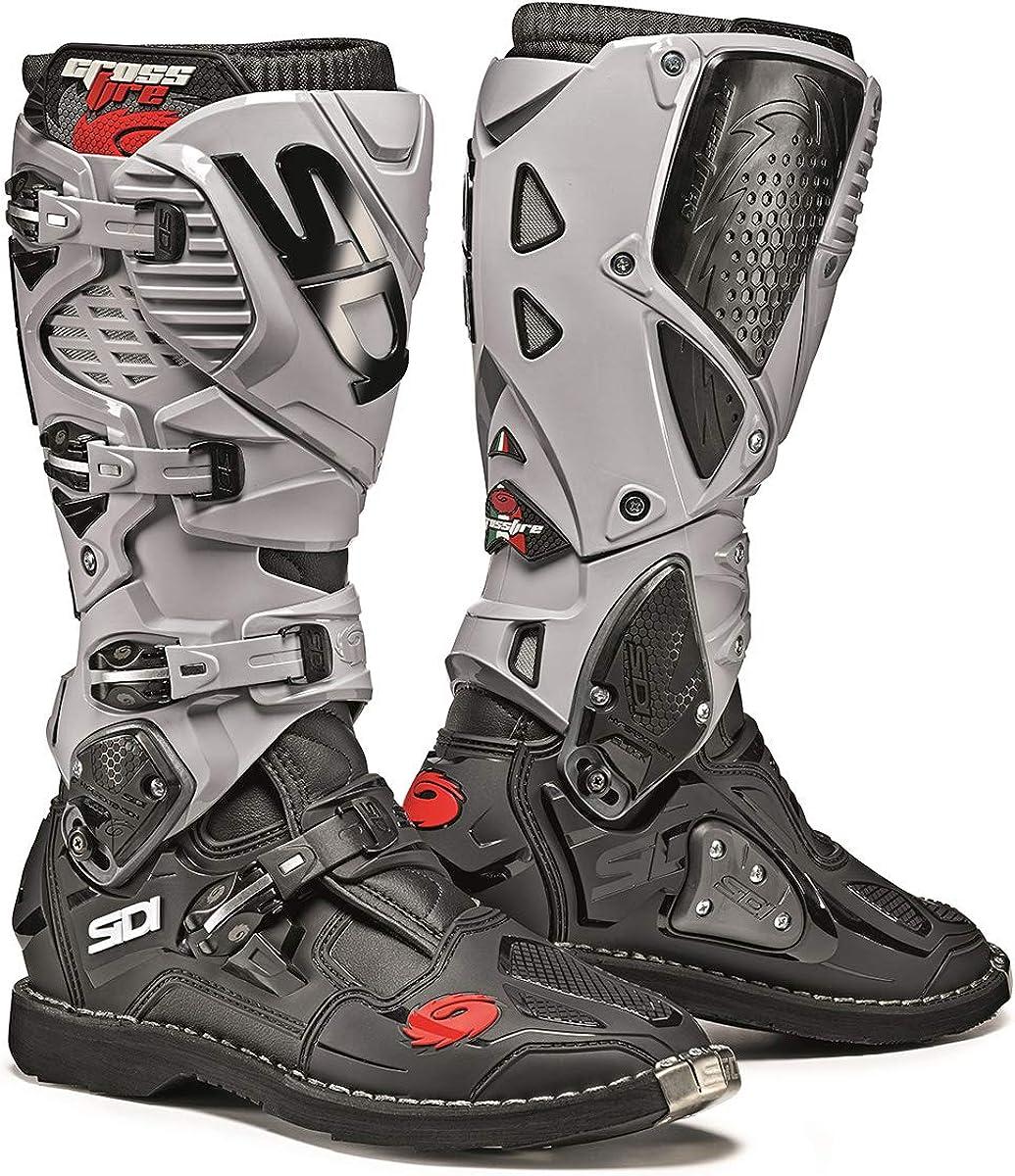 Sidi Crossfire 3 Unisex Motocross Stiefel Schuhe Handtaschen