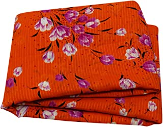 Uomo Arancione con crema Sherwani Kurta shalwar ethnic kameez party pigiama 824