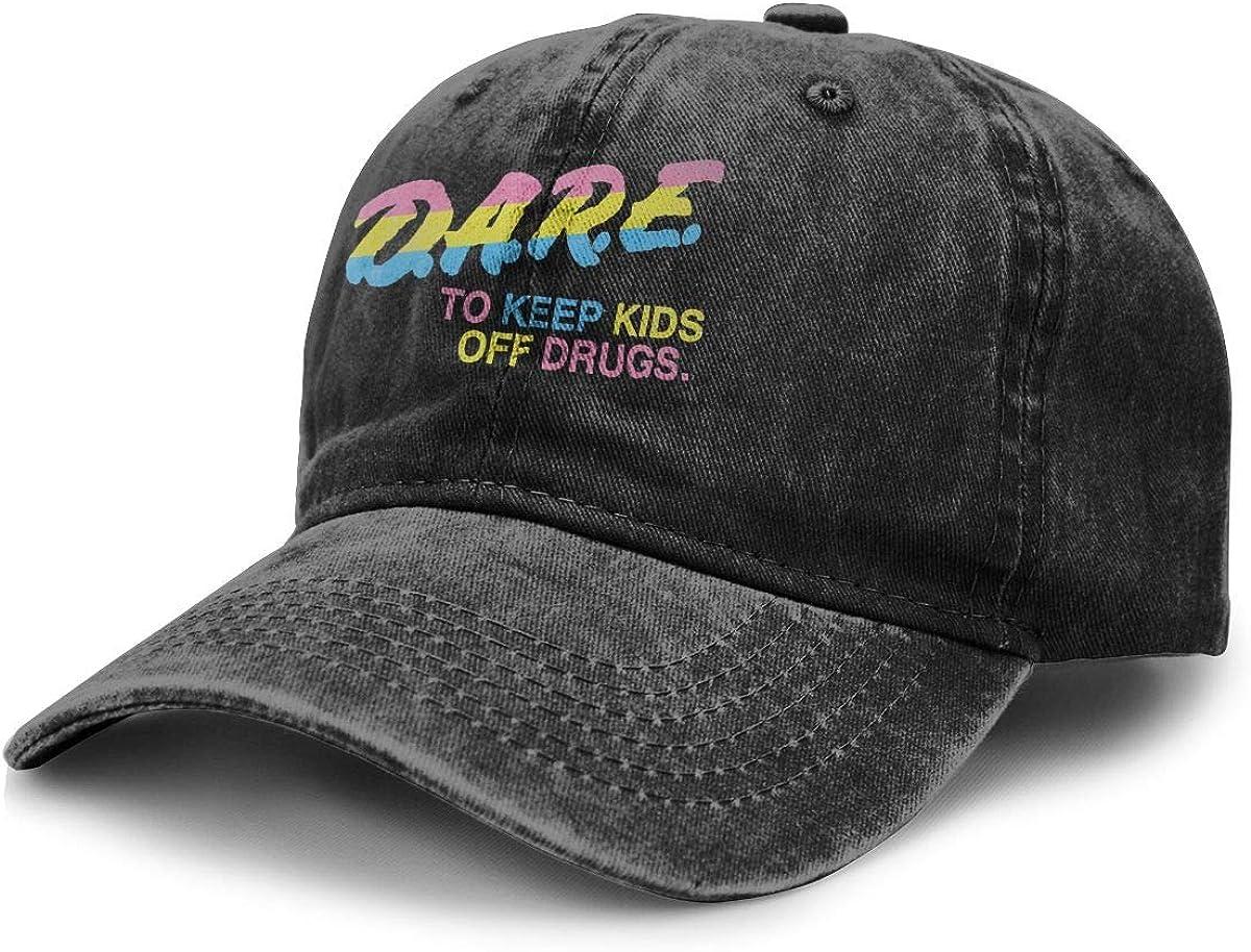 to Keep Kids Off Unisex Adjustable Baseball Caps Denim Hats Cowboy Hats