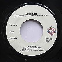 Van Halen 45 RPM Dreams / Inside