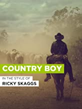 Country Boy