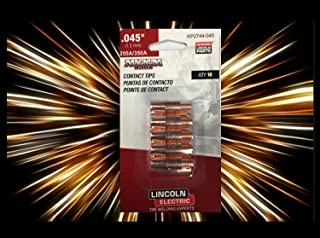 Lincoln Electric Magnum Pro Contact Tips .045