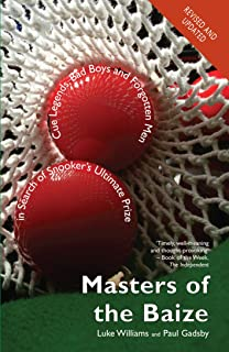 Snooker's World Champions: Masters of the Baize