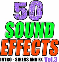 50 Sound Effects Vol. 3 - Intro Fx Sirens Dj Club Radio (Intro Party Break Radio Dj Club Mixtape Serato)