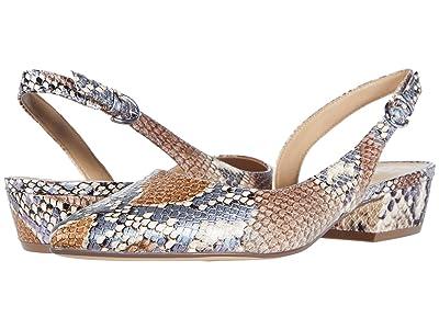 Naturalizer Banks (Pastel Multi Snake Print Leather) Women