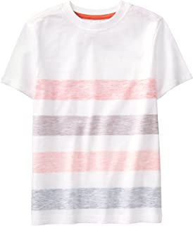 Gymboree Boys' Short Sleeve Printed Tee