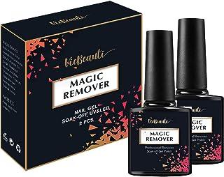 VieBeauti New Professional Magic Gel Nail Polish Remover, Lift Soak-Off Gel Nail Polish Easily. 2Pcs