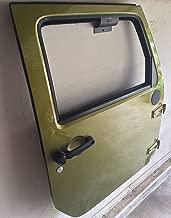 (2) Jeep Wrangler DOOR HANGERS BRACKETS for JK JKU TJ YJ LJ - Wall Mount Storage