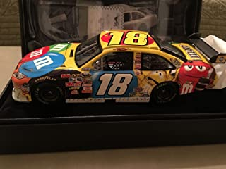 Top of The Line RCCA Action Elite 2009 Car of Tomorrow Rear Wing Front Splitter Action Racing Collectables ARC 1/24 Kyle Busch #18 M