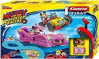 comprar comparacion Carrera First- Mickey Mouse Circuito de Coches, 2,4 Meter (20063019)