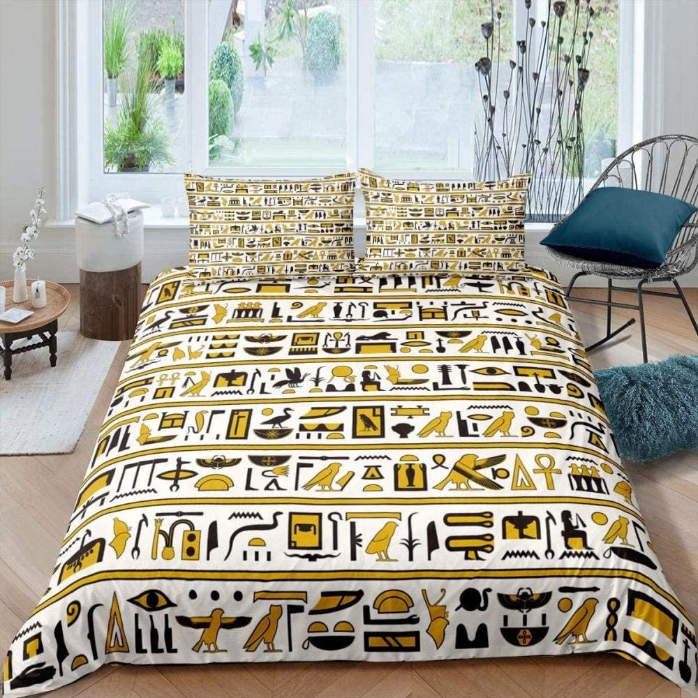 AWDDDER Single Duvet Cover Set with Animer and price revision 3 Pcs Pillowcases So 2 Recommendation Ultra