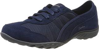 comprar comparacion Skechers Breathe-Easy - Weekend Wishes, Zapatillas sin Cordones para Mujer