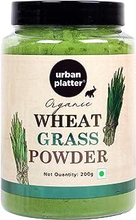 Urban Platter Organic Wheatgrass Powder, 200g