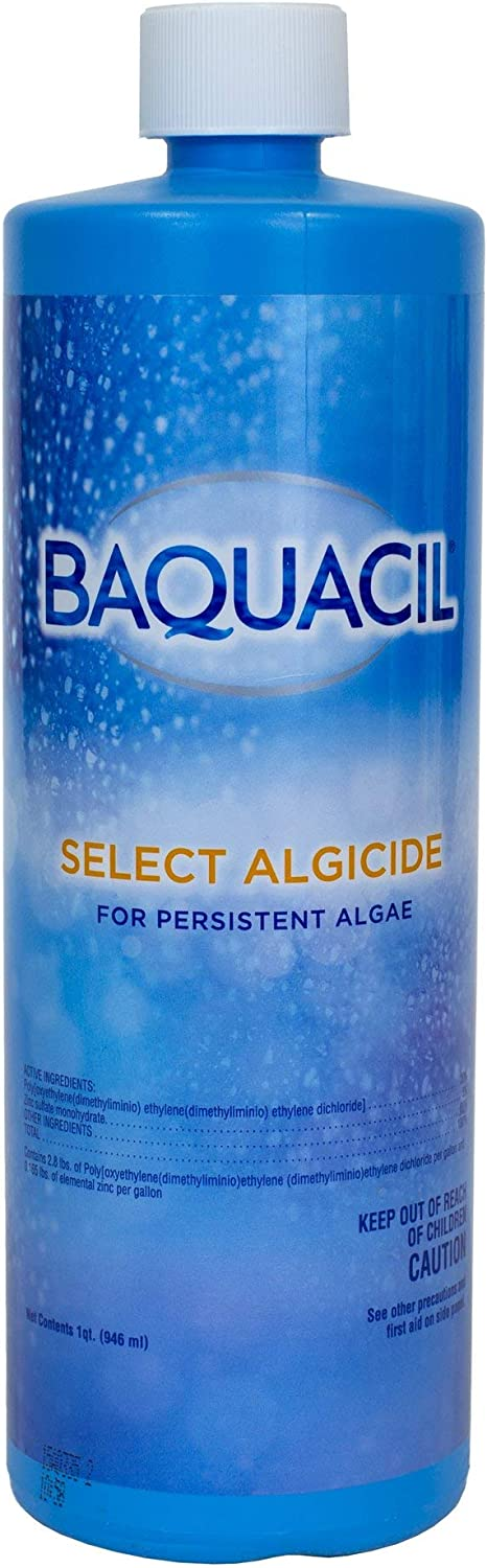 Baquacil 84406 Select Swimming Algaecide Clear Outstanding Pool Chemical New Free Shipping