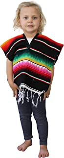 mexican poncho dress