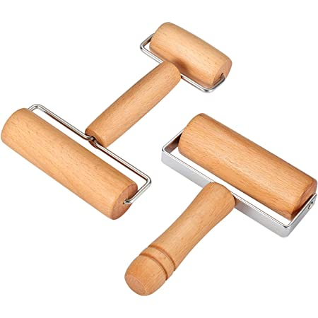 Norpro Wood Pastry//Pizza Roller